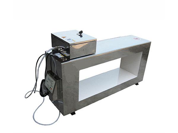 CQ-100K 流水線加裝金屬探測頭